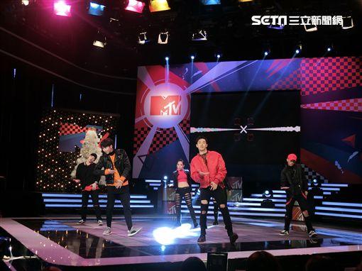 管麟、黃宏軒《我愛偶像》粉絲見面會 圖/MTV提供