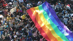 同性婚 同志 同性戀 圖/中央社