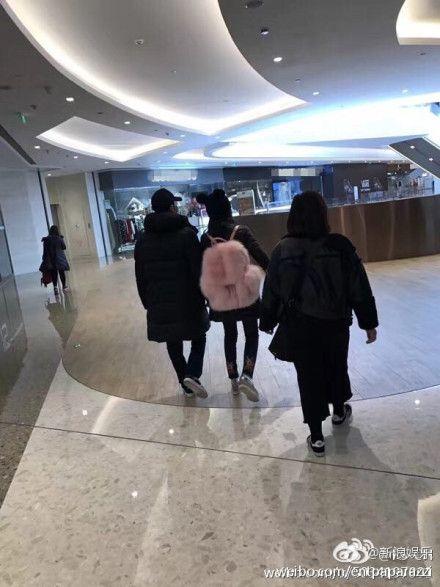 范冰冰,李晨,圖/微博