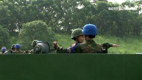 -國軍-軍人-手榴彈-女兵-新兵-