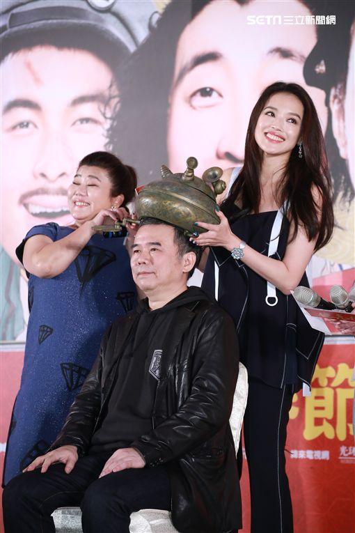 20161227-健忘村電影發佈會  舒淇 王千源