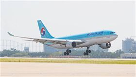 大韓航空(Korean Air)圖翻攝自Korean Air臉書