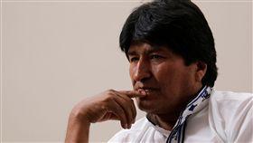 玻利維亞總統莫拉萊斯(Evo Morales)/路透社