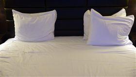 塵蟎,過敏,寢具,塵蹣,床,床單,枕頭,被套,睡覺 (圖/美聯社/達志影像)