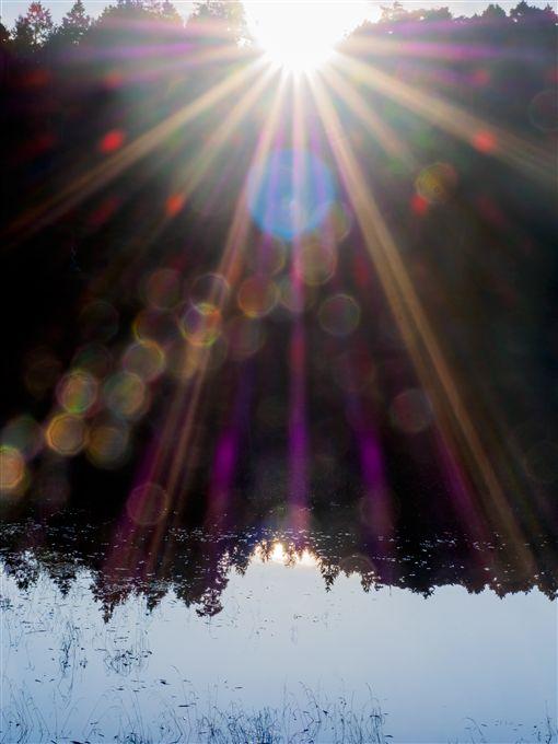 宜蘭加羅湖,圖/中岑范姜, flickr CC License
