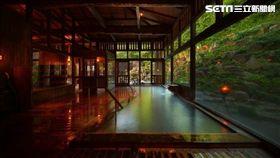 2016日本溫泉旅館排行榜。(圖/樂天旅遊提供)