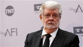 美國知名導演喬治盧卡斯(George Lucas)/路透社/達志影像