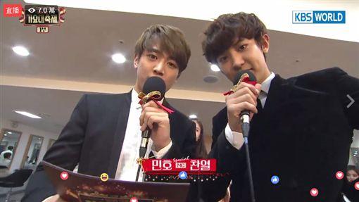 朴寶劍、雪炫攜手主持KBS歌謠大祝祭 清唱展歌喉爆萌點 圖/翻攝自KBS World臉書專頁