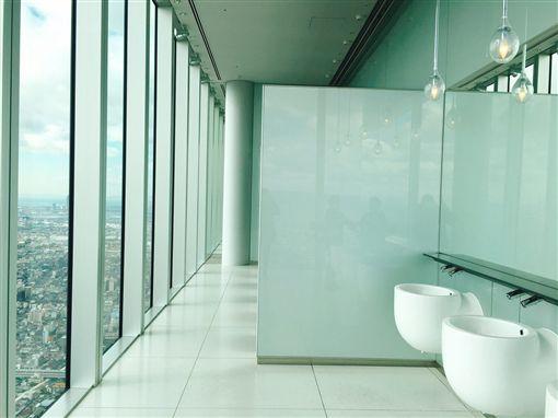 -阿倍野海闊天空大廈廁所-(勿用)