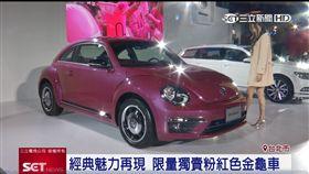 網路,購物,通訊軟體,金龜車,#PinkBeetle,車型,陳百鈞