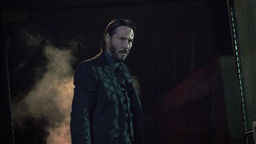 基努李維(Keanu Reeves)《捍衛任務2:殺神回歸》 圖/威視提供