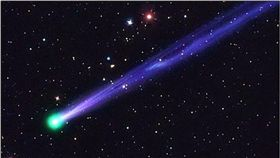 「45P/Honda-Mrkos-Pajdušáková」彗星。(圖/取自每日郵報)