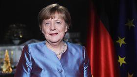 Merkel,德國總理,梅克爾 (圖/美聯社/達志影像)