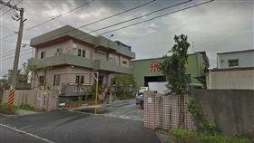 宜蘭,冬山,沼氣中毒,肥料公司,事故,死亡,聖母醫院,博愛醫院 (圖/翻攝自Google Map)