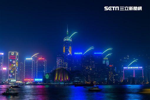 香港跨年倒數煙火音樂匯演 600秒全程直播(香港旅遊發展局)