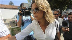 希臘駐巴西大使阿米里迪斯焦屍案,巴西籍妻子奧里維拉(Francoise)謀殺親夫。(圖/美聯社/達志影像)