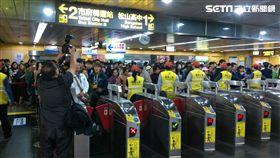台北捷運狂歡
