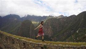 龍王魚,保育動物,馬丘比丘,秘魯,古蹟,生態,部落客,賴奇筠,道歉/臉書