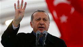 土耳其總統艾爾段(Recep Tayyip Erdogan)_路透