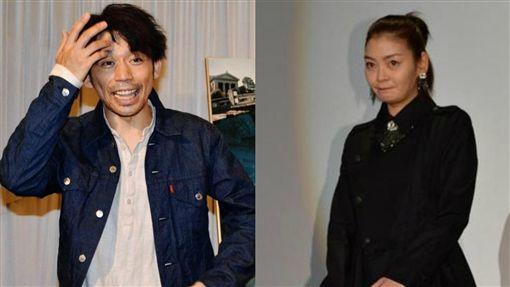 田畑智子、岡田義德(圖/翻攝自《DailySports》)