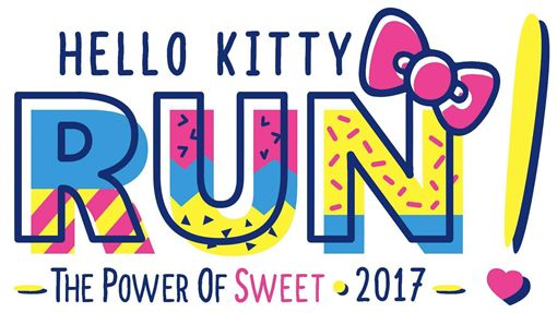 Hello Kitty Run凱蒂貓路跑。(圖/公關照)