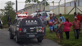巴西亞馬遜監獄暴動 (圖/美聯社/達志影像)