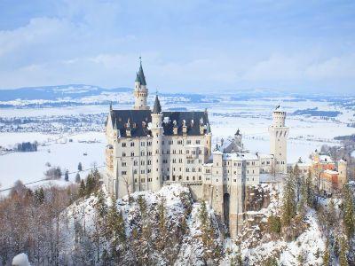 玩翻德國、瑞士 抓住這9個重點就對了! 圖/華友旅行提供