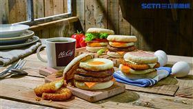 麥當勞公布早餐人氣王 這個堡一年賣掉1000萬個