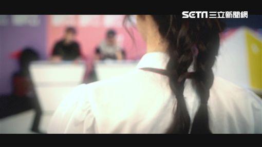 黑澀會美眉參加《加油!美少女》?APPLE現身引關注!圖/MTV提供