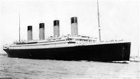 鐵達尼號,沈船,船難,冰山,Titanic (圖/翻攝自維基百科)