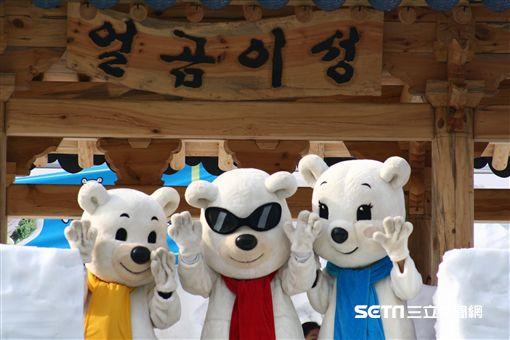 韓國江原道華川山鱒魚慶典。(圖/韓國觀光公社提供)