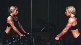 運動,健身,重訓,減肥(圖/Pixabay)