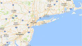 撞緩冲器 紐約火車車禍逾100人受傷 Google map