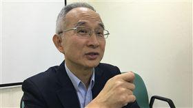 鴻海副總裁呂芳銘(圖/中央社)