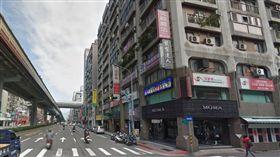 台北市復興北路(圖/擷取自Google Map)