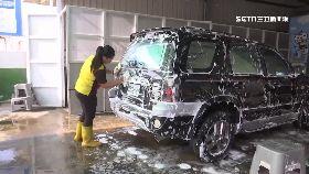 洗車漲三成1800