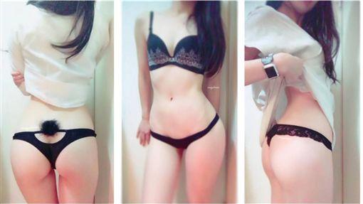 正妹,性感,日本,辣妹,貧乳 圖/翻攝自IG