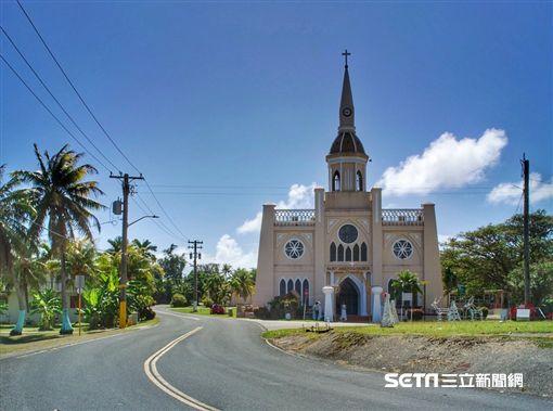 關島景點:St. Joseph Catholic Church(圖/關島觀光局提供)