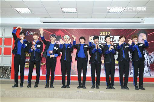 韓國男子團體SF9首次來台亮相