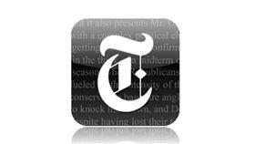 紐約時報APP(翻攝自紐時)