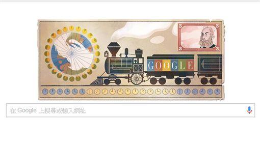 國際標準時間發明人佛萊明(Sandford Fleming)190歲冥誕