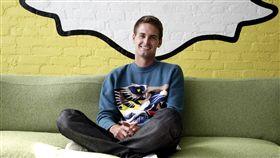 Evan Spiegel,富豪,創業家,伊凡史匹格,Snapchat 圖/美聯社/達志影像