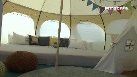 奢華風露營1800