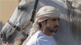 杜拜王子哈曼丹Hamdan,豪宅美景(圖/翻攝自faz3 Instagram)