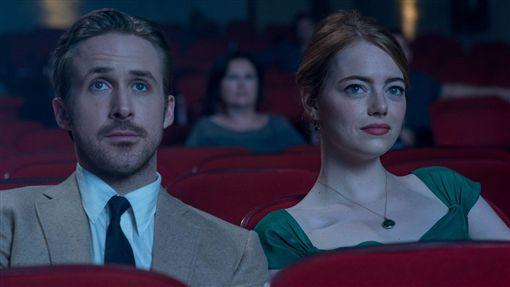 樂來越愛你、La La Land、金球獎/臉書