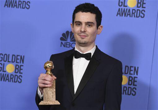 金球獎,《樂來越愛你》導演達米恩查澤雷(Damien Chazelle) 圖/美聯社