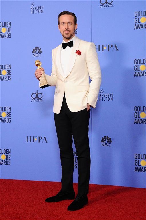 金球獎,萊恩葛斯林(Ryan Gosling) 圖/達志影像