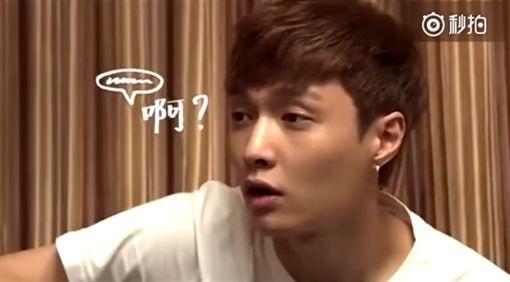張藝興,LAY,EXO,張大大,訪問 圖/翻攝自YouTube、張藝興微博
