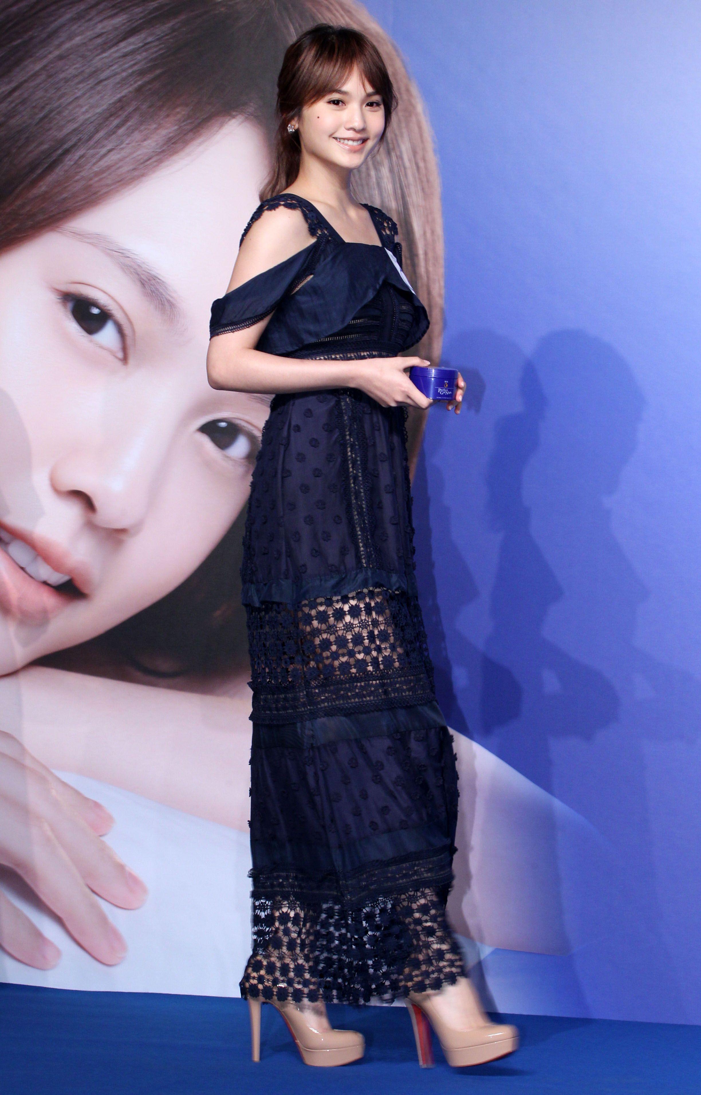 楊丞琳公開肌膚保養的秘訣。(記者邱榮吉/攝影)