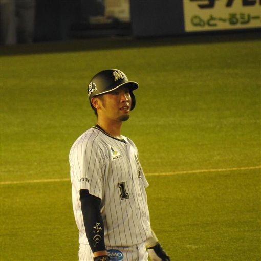 清田育宏,日本職棒選手 (圖/翻攝自推特)